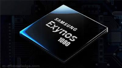 إطلاق معالج سامسونغ إكسينوس Exynos 1080 SoC رسميا