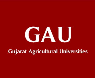 Gujarat Agricultural Universities - GVTJOB.COM