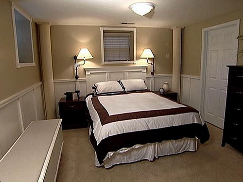 master bedroom decoration plan   Useful Tips for Designing the Right Basement Master ...