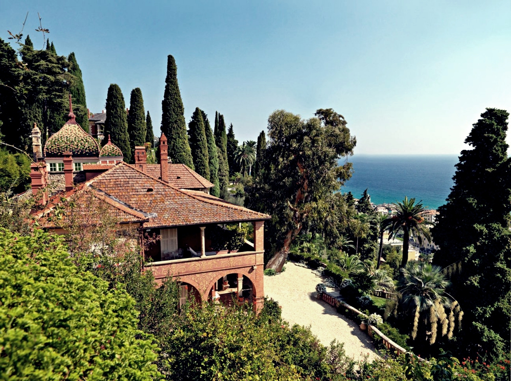 Ligurien: Villa Della Pergola