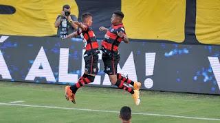 Vitória vence o Bahia na 3ª rodada da Copa do Nordeste