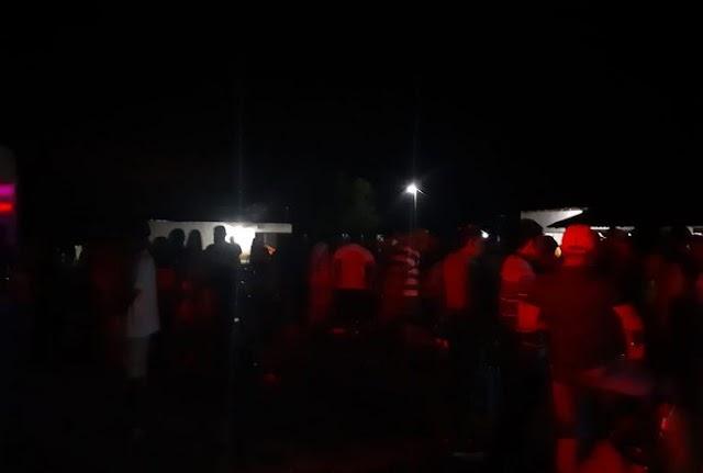 Polícia encerra eventos clandestinos com 1,2 mil pessoas na Paraíba
