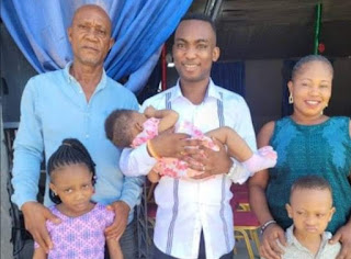 Woman Delivers Baby During Church Service