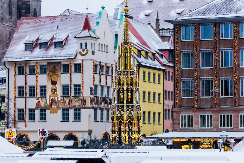 مناطق سياحية في المانيا تم التقليل من شأنها