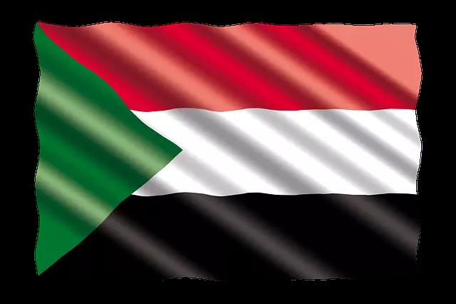 Sudan Flag