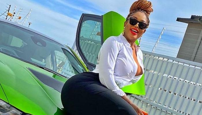 """Nicole """"Napenda Mwanaume Mweusi...Nimeachwa na Bwana Baada Kuone VIDEO yangu na Harmonize"""""""