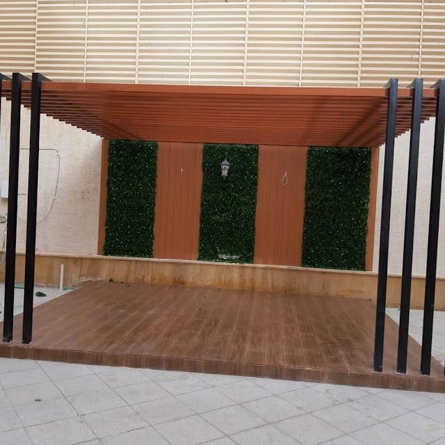 شركة تنسيق حدائق جازان تركيب عشب صناعي جازان