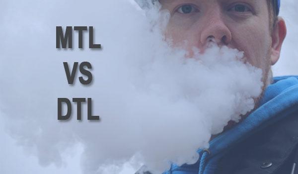 Mengenal Istilah DTL dan MTL Pada Dunia Vape