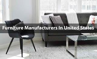 Furniture Manufacturers In United States