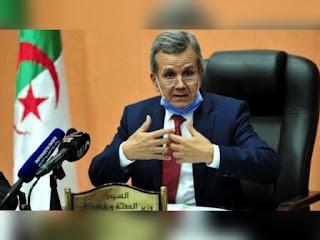 وزير الصحة الجزائري