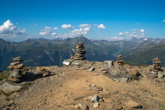 Gipfelweg Madrisella  Wandern Silvretta-Montafon  Vorarlberg 07
