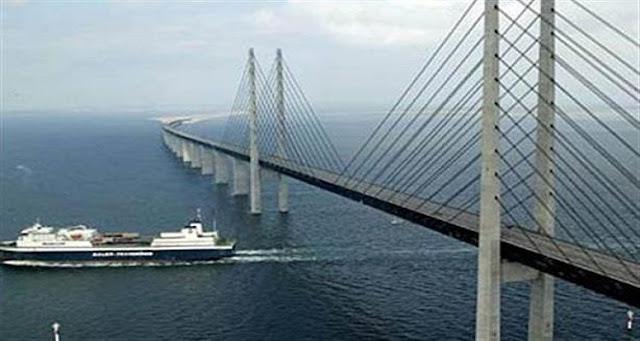 قناة فرنسية تكشف عن مفاجأة مذهلة بخصوص الجسر البري المصري السعودي