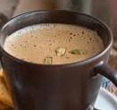 masala tea - alu paratha