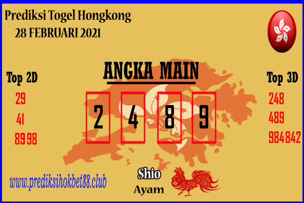 Bocoran Hongkong 28 Februari 2021