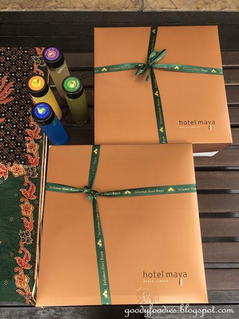 hotel maya kl ramadan delivery