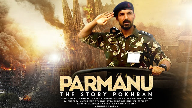 Parmanu The Story Of Pokhran HDRip 480p Free Download