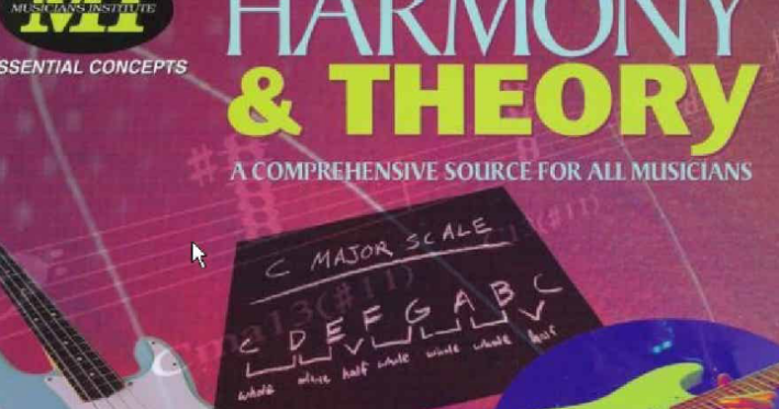 تحميل كتاب علم الهارموني النغمي pdf