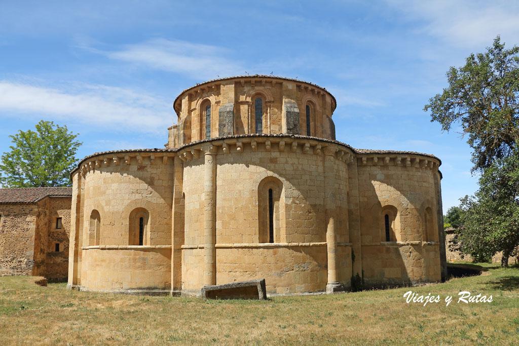 Ábside del Monasterio de Gradefes, León