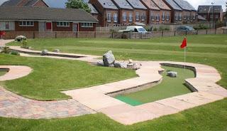 Minigolf courses in Coalville
