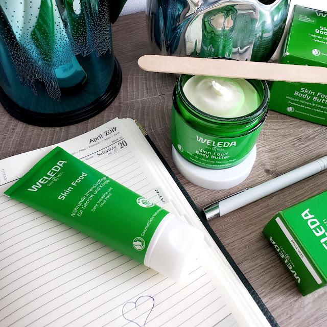 Weleda Skin Food -naturalne kosmetyki dedykowane mocno przesuszonej skórze!