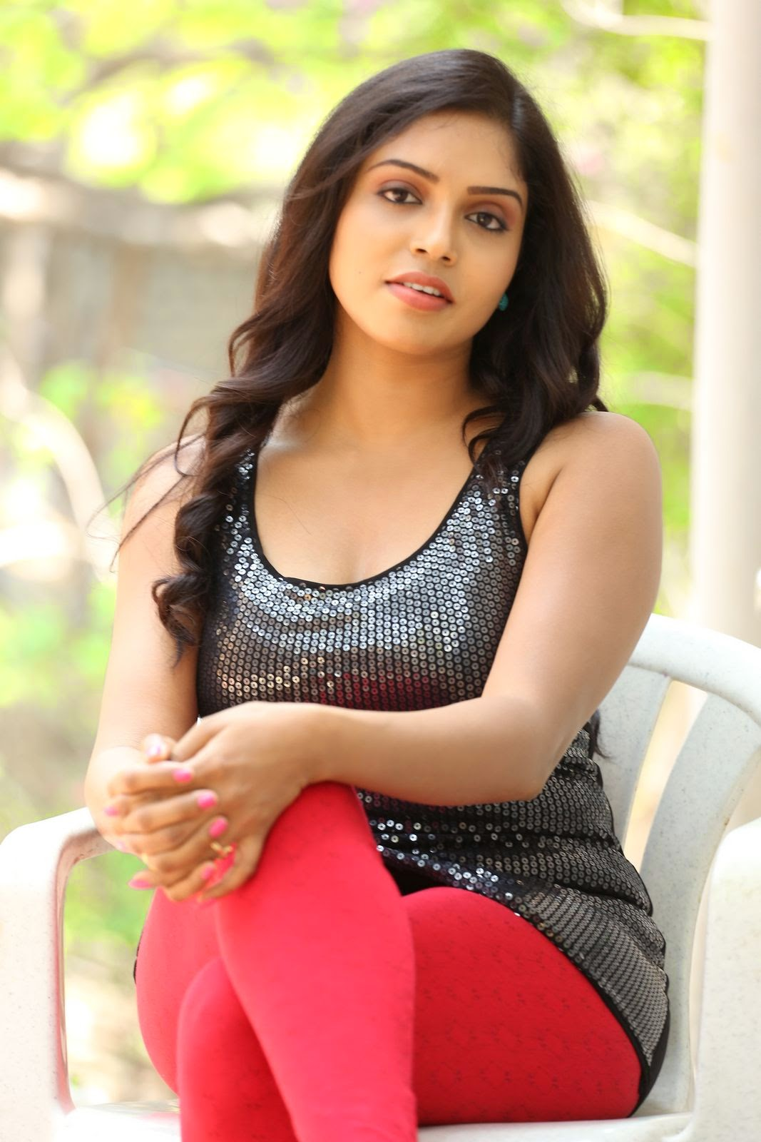 Actress Karunya New glam pics-HQ-Photo-69