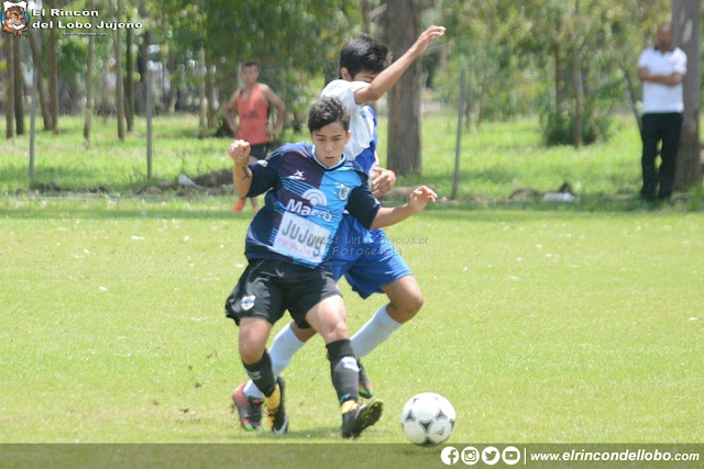 Fotos | Sub 15 | Fecha 17: GyEJujuy 2-2 Juventud Antoniana | Regional del NOA