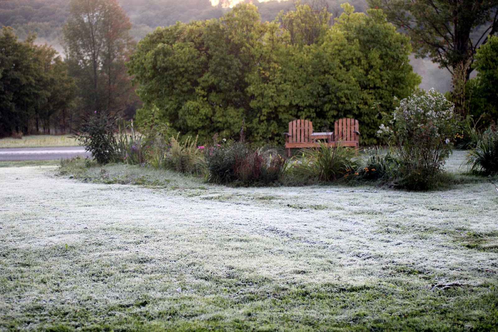 First and Last Frost Dates