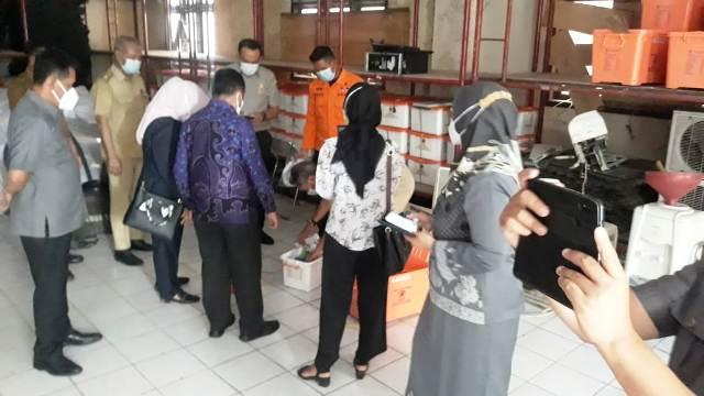 Komisi V DPRD Lampung Sidak Di Rumah Sakit Jiwa, Soroti Ruang Khusus Isolasi