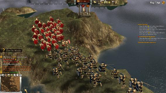 Hegemony Gold: Wars of Ancient Greece ScreenShot