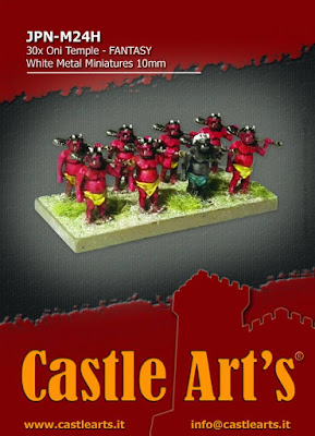 New 10mm Fantasy Figure from Castle Arts