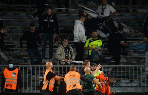 [FOOTBALL] Incidents L1 : Une tribune fermée à Angers, les supporters de l'OM privés de matchs à l'extérieur