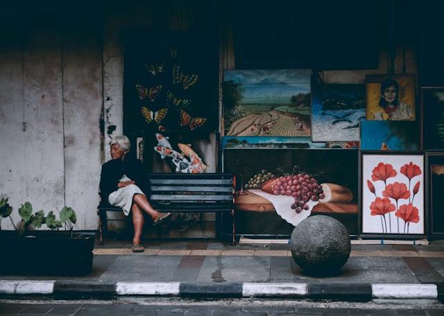 Jalan-jalan di Jalan Braga Bandung 5