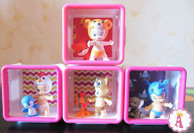 Twozies Season 1 распаковка игрушек сюрпризов