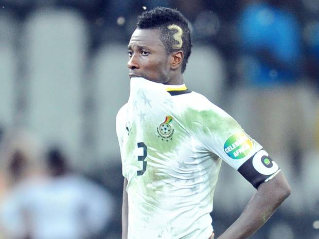 Asamoah Gyan to wear his favourite number 3 jersey at Legon Cities