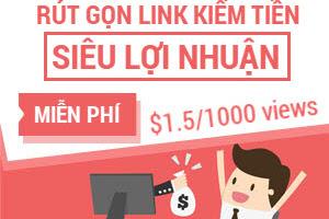 Kiểm tra IP và hiển thị link rút gọn bằng Javascript để tối ưu cho kiếm tiền trên mạng