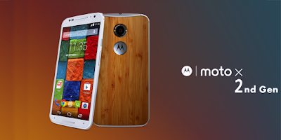 Moto X - 2nd Generation Box Features [ Full Phone Specifications ]