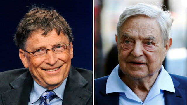 """El presidente de una universidad católica española carga contra Bill Gates y George Soros y dice que el covid-19 es obra del """"anticristo"""""""