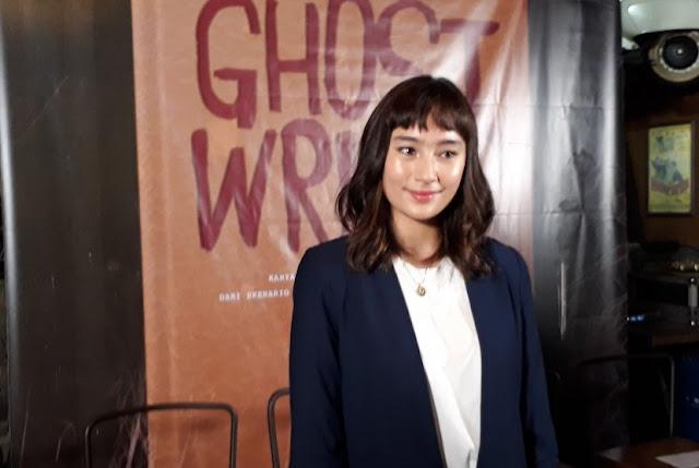 Tatjana Saphira Dengar Suara Gaib Saat Syuting Film Horor