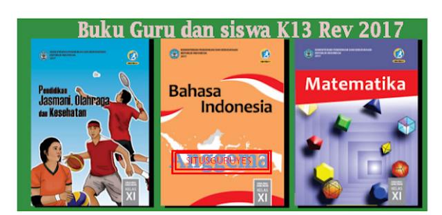 Download Buku Siswa dan Guru SMA Kurikulum 2013 kelas 11 Edisi Revisi 2017