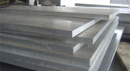 sheet metal plate