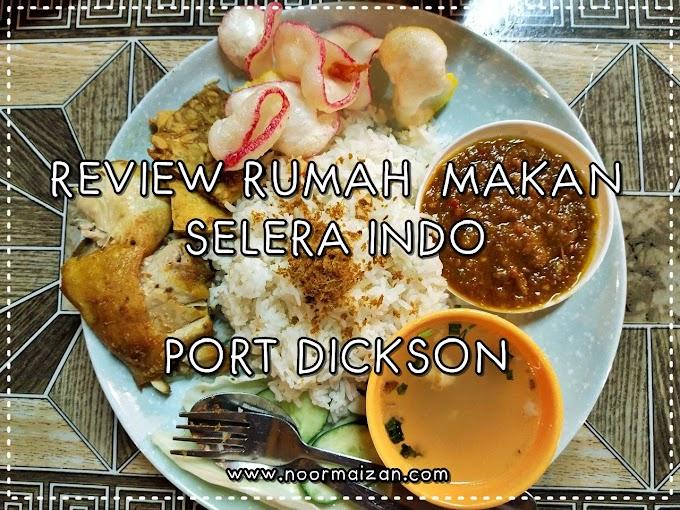 Restoran Bakso , Ayam Penyet , dan Ayam Geprek Sedap di Port Dickson | Rumah Makan Selera Indo