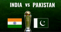 Pakistan VS India Final Cricket Match in London