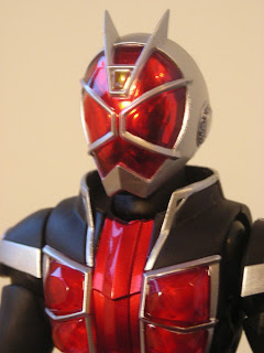 SH Figuarts Kamen Rider Wizard Flame Style 01