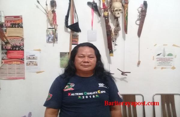 God Genyei: Aneh, Pemerintah Provinsi Kalteng Salah Informasi Soal Jalan Pertamina