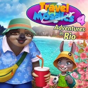 Travel Mosaics 4 Adventures In Rio