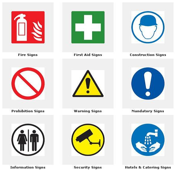 Safety Selalu: Safety Sign
