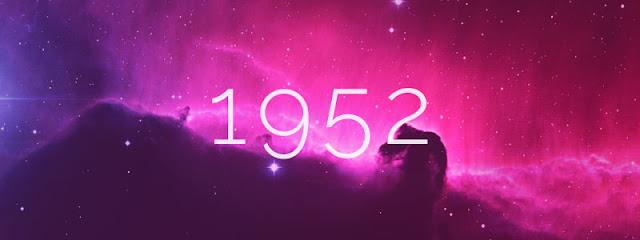 1952 год кого? 1952 год какого животного?