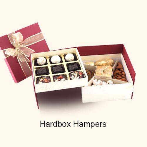 Cetak Hard box Hampers
