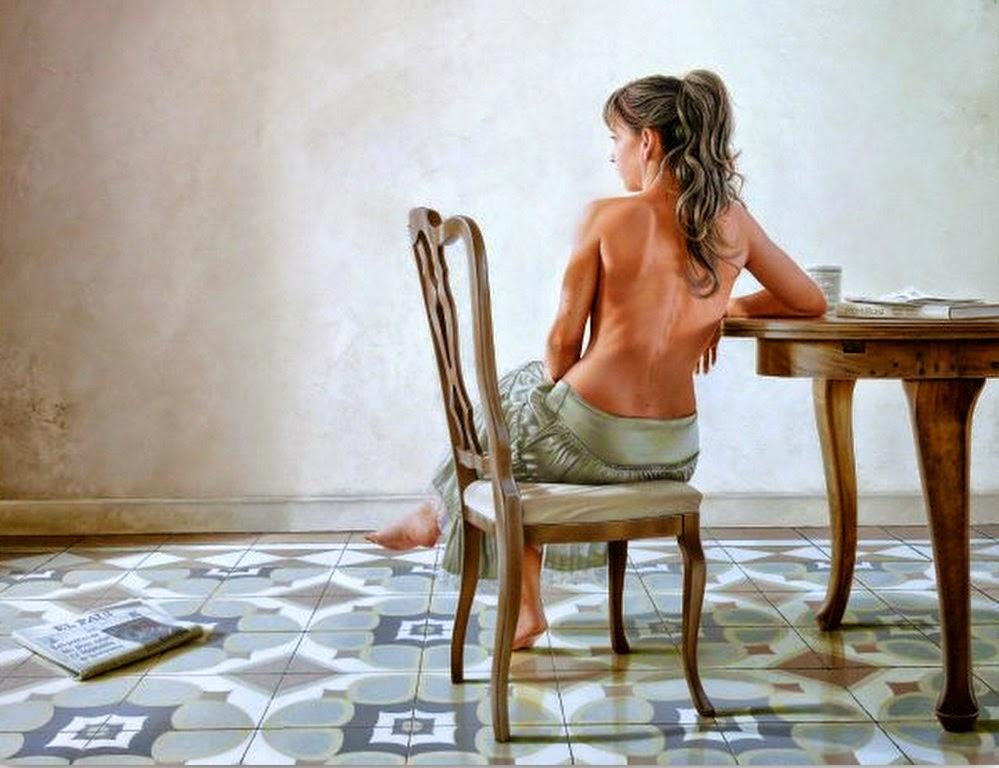 retratos-de-mujeres-bonitas-pintadas-al-oleo