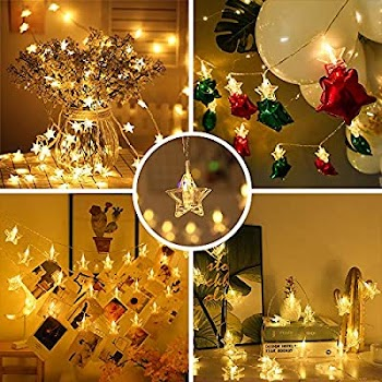 80% OFF Photo Clips String Light, 20 FT